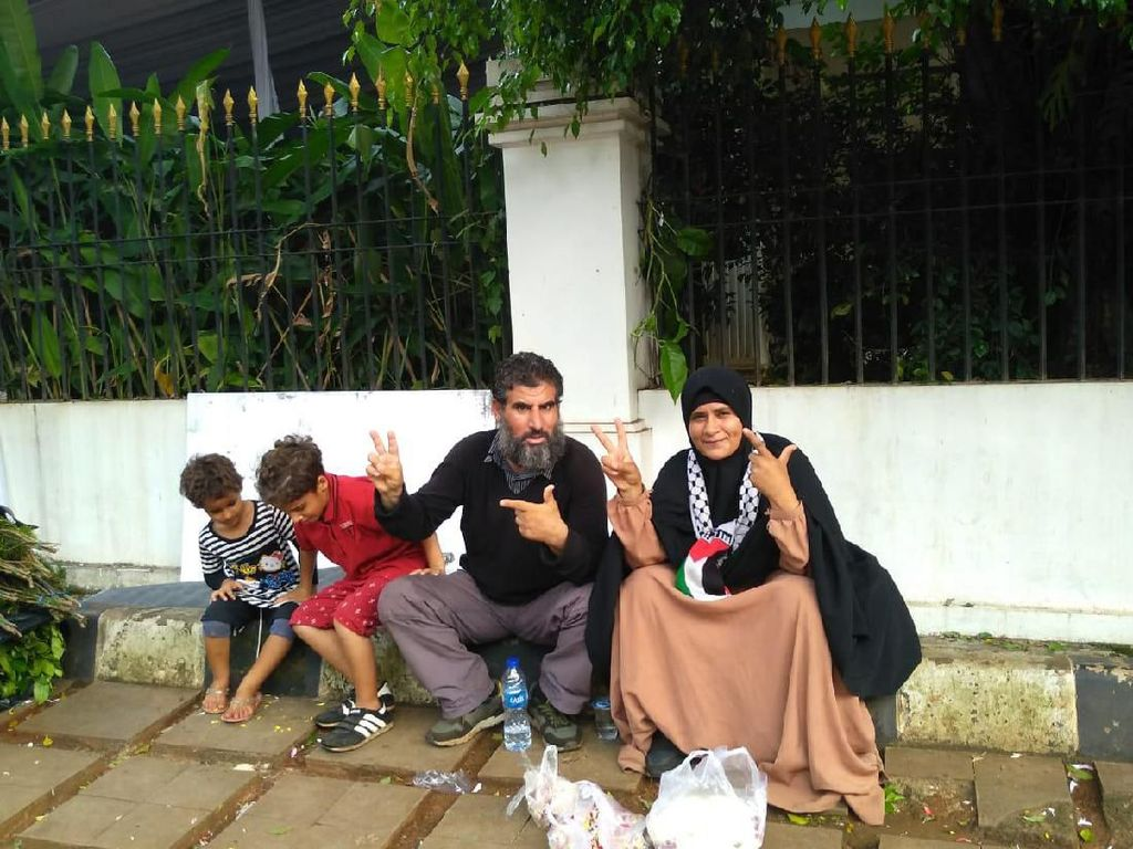 Asal Usul Keluarga Palestina Pendukung Prabowo yang Tinggal di Kertanegara