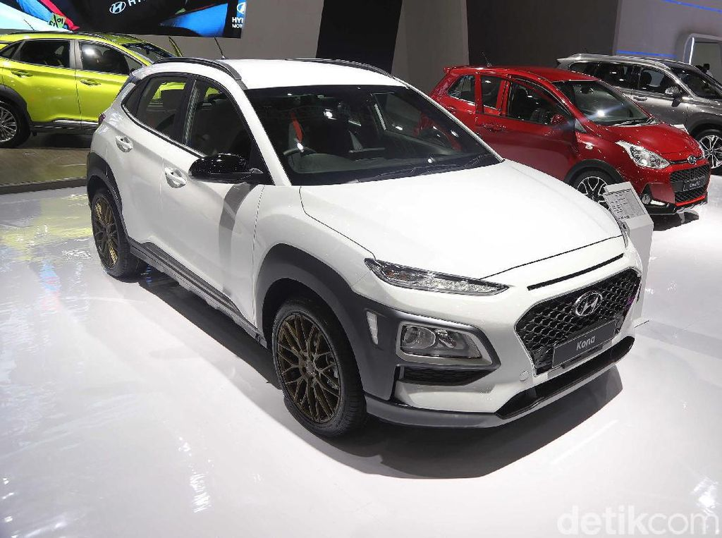 Review Hyundai Kona, SUV Gaul buat Milenial
