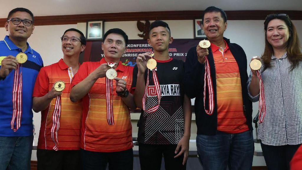 776 Pemain Dari 13 Negara Ramaikan Junior Grand Prix 2019