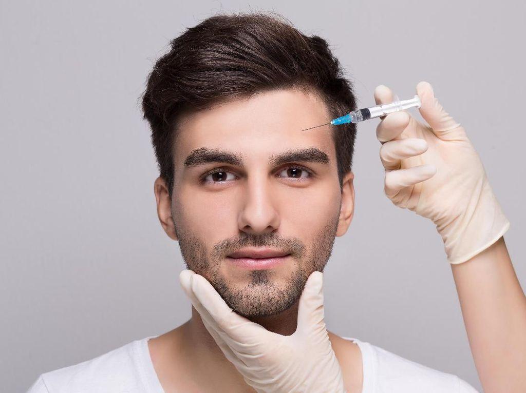 Prosedur Kecantikan 2020 yang Diminati Pria: Perbesar Penis & Filler Dagu