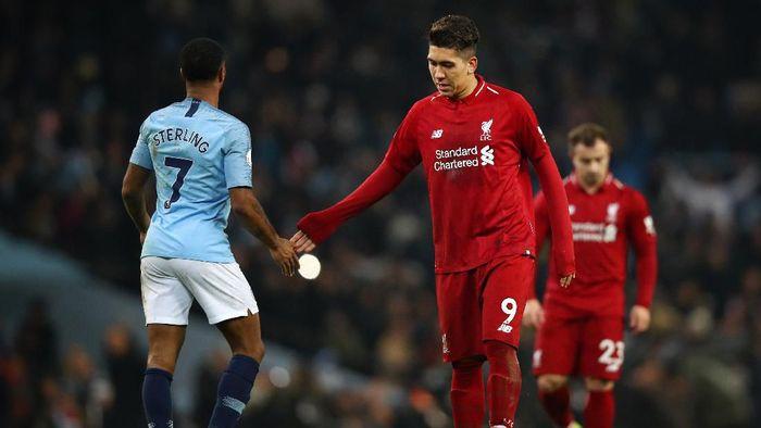 Manchester City bakal bertemu Liverpool di Community Shield. (Foto: Clive Brunskill/Getty Images)