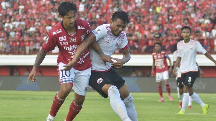 Laga Persija Vs Bali United Di Piala Indonesia Diundur