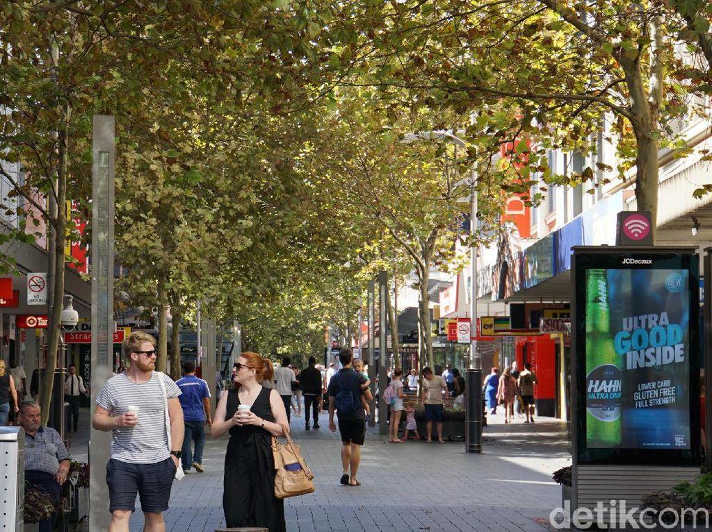 Foto Tempat Wisata Belanja di Perth