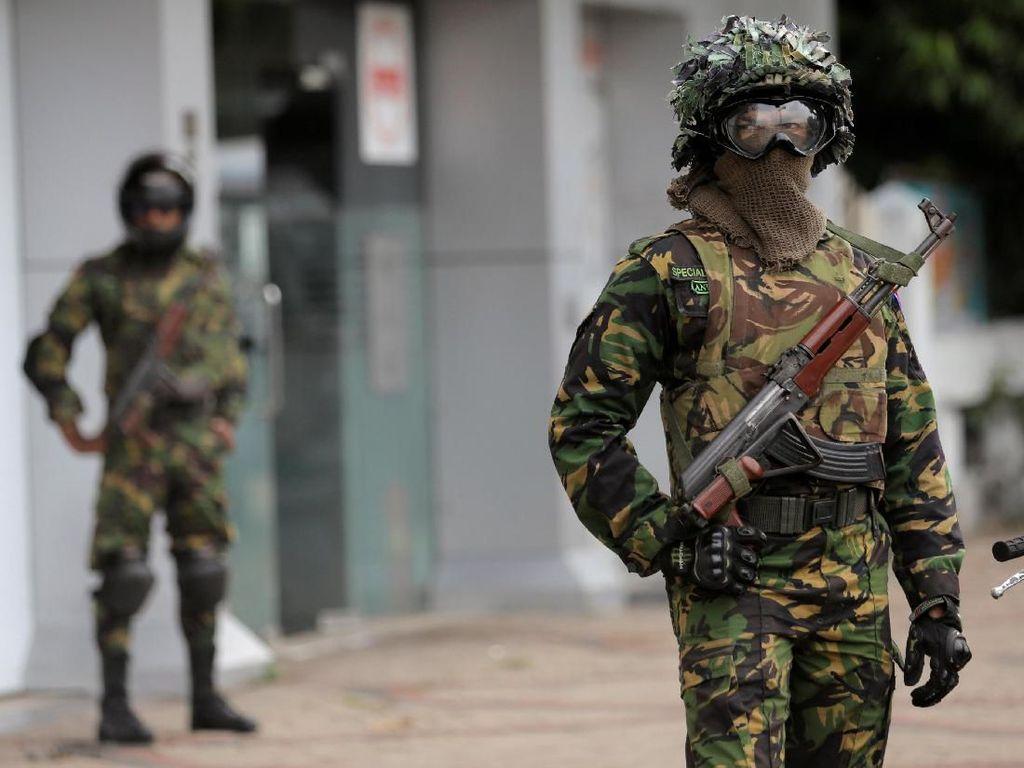 Ada Rencana Serangan Jelang Ramadan, Sri Lanka Waspada Tinggi