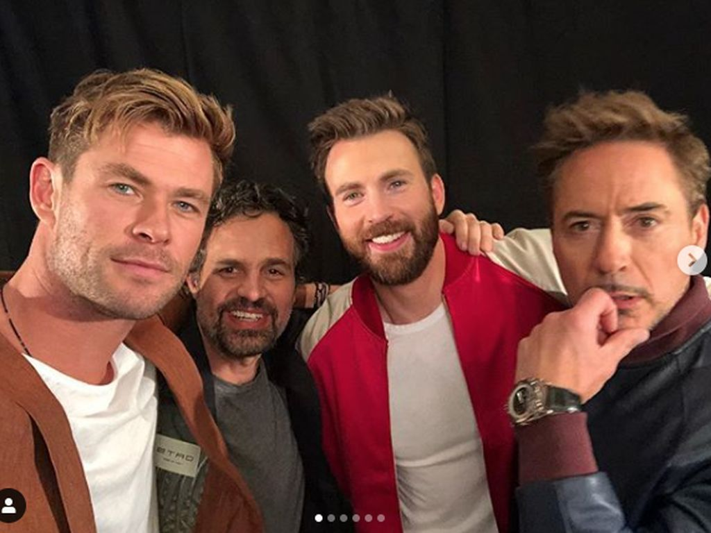 Demi Rahasia, Adegan Pemakaman Tony Stark Disebut Pernikahan