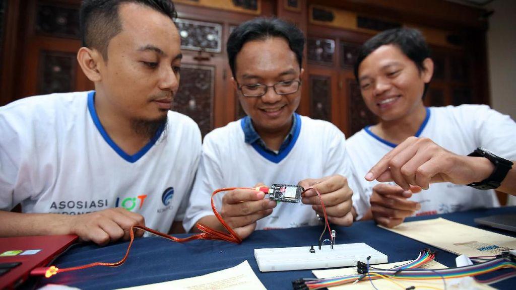 Serunya IoT Makers Creation 2019