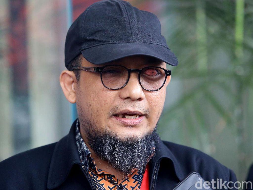 Novel Baswedan akan Diperiksa Polda Metro Jaya di 800 Hari Teror