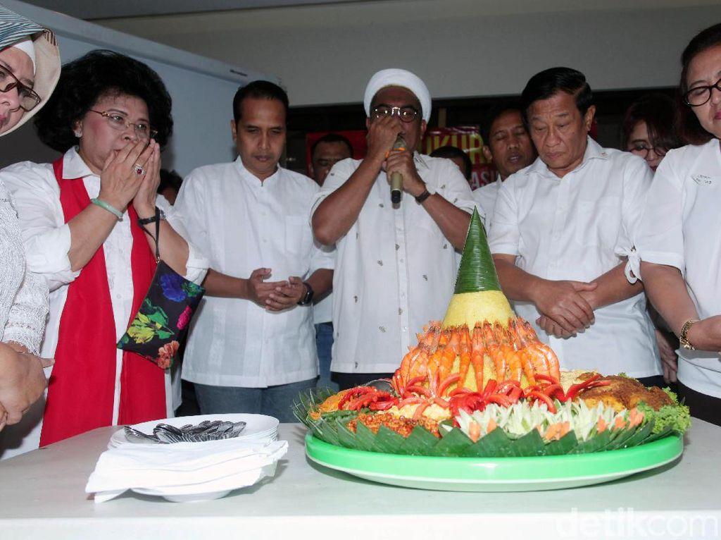 Alumni Universitas Pancasila Syukuran Kemenangan Jokowi-Amin