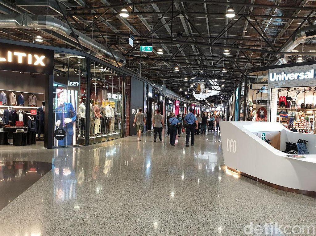Belanja Sampai Puas di Perth