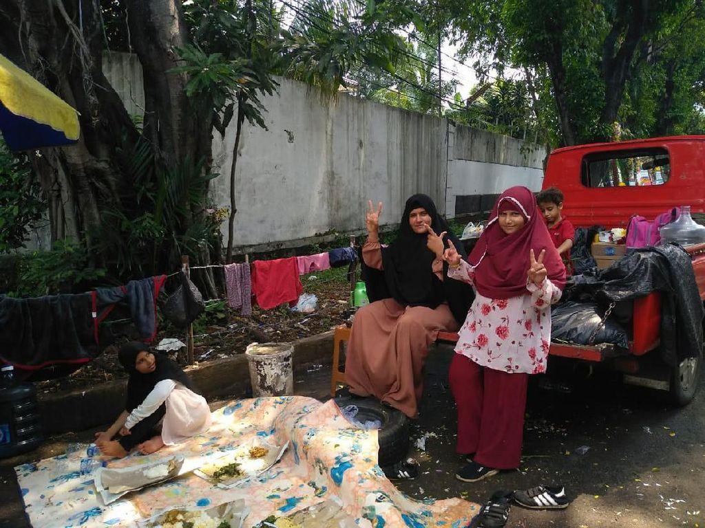 DKI Akan Relokasi Keluarga Palestina di Dekat Kediaman Prabowo ke Kalideres