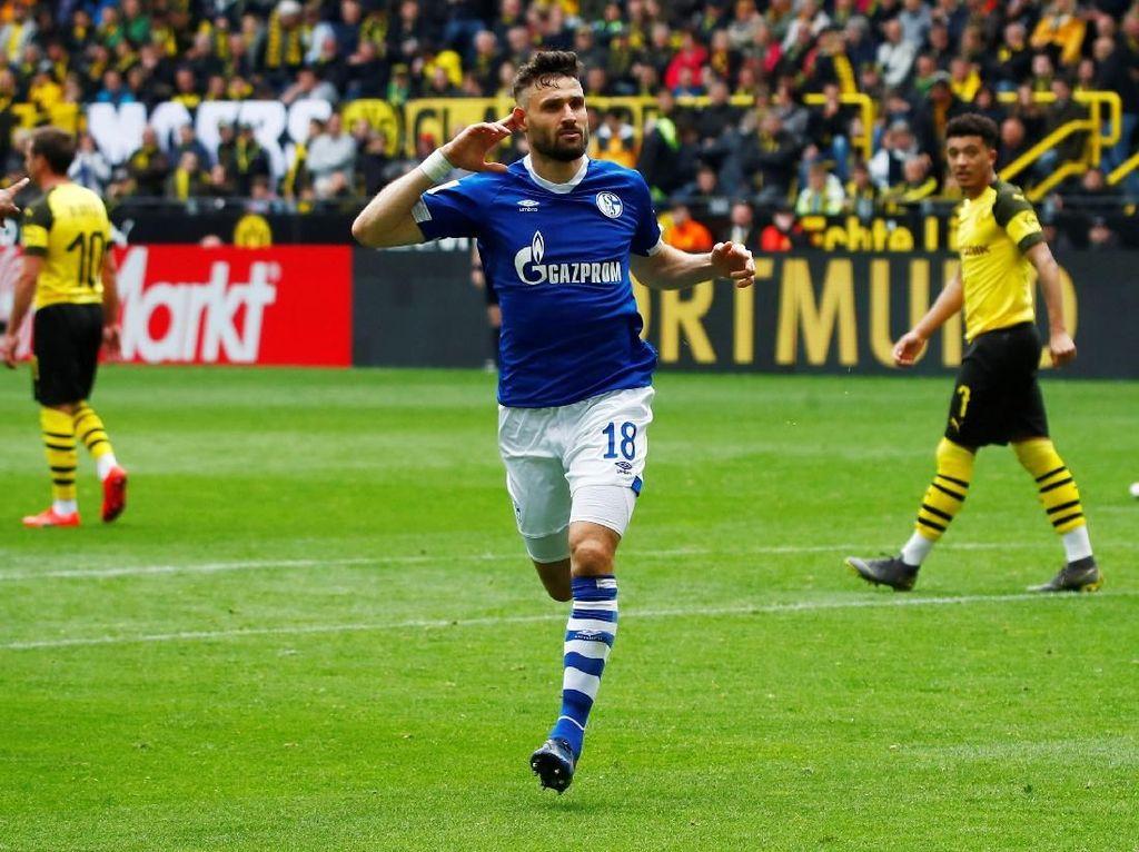 Hasil Liga Jerman: Sembilan Pemain Dortmund Dihajar Schalke 2-4