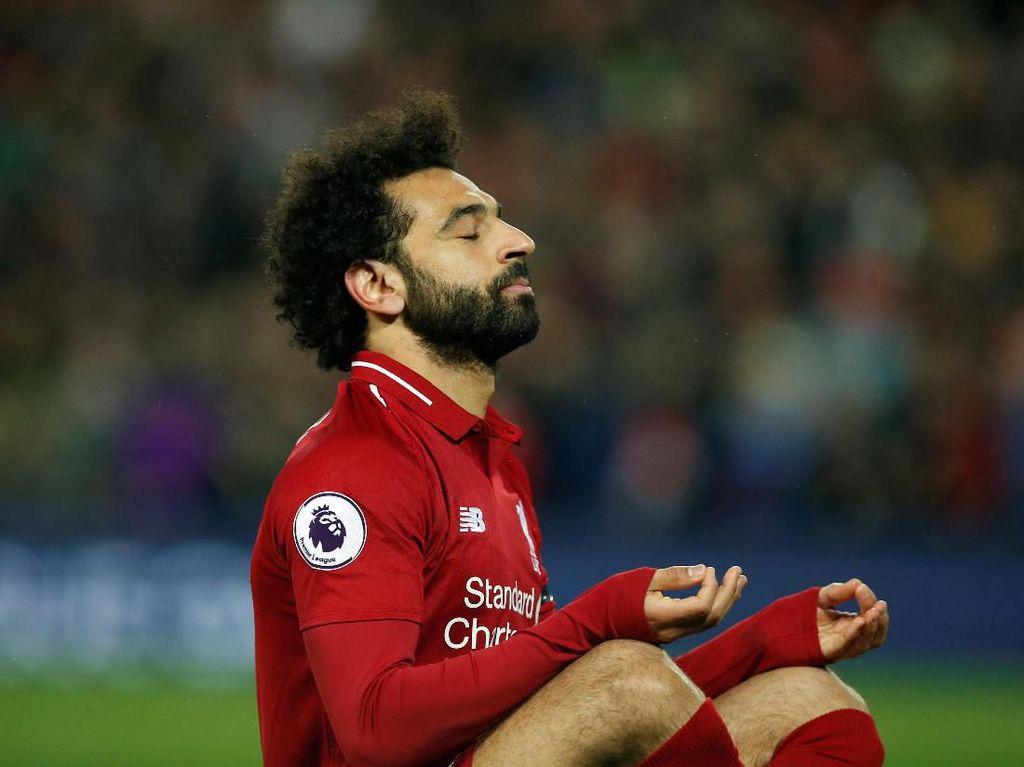 Pemuda Inggris Ditangkap Polisi karena Tweet Rasialis untuk Mohamed Salah
