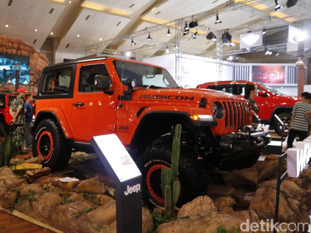 Jeep Wrangler Tak Melulu Rubicon