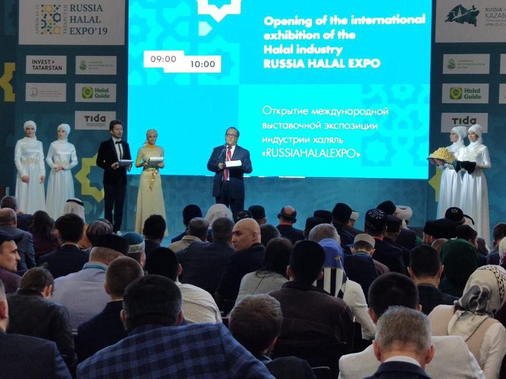 Indonesia dan Tatarstan Kembangkan Kerja Sama Halal Lifestyle