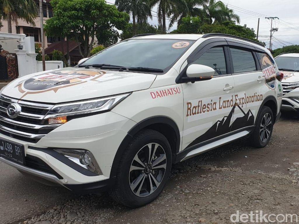 Mau Beli Daihatsu Terios Buat Mudik? Lebih Baik Pilih yang Manual