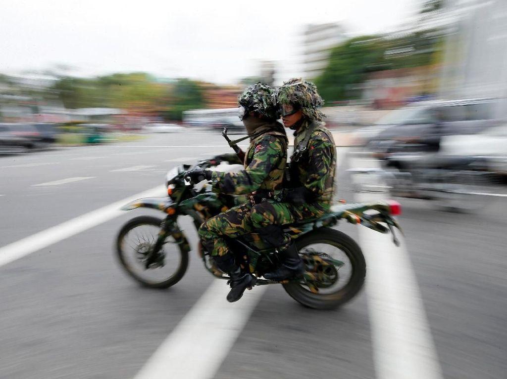 15 Orang Tewas Usai Tentara Sri Lanka Baku Tembak dengan Militan