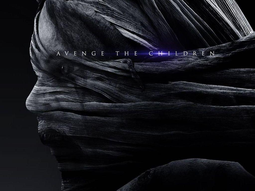 La Llarona Disebut Jiplak Poster Avengers: Endgame