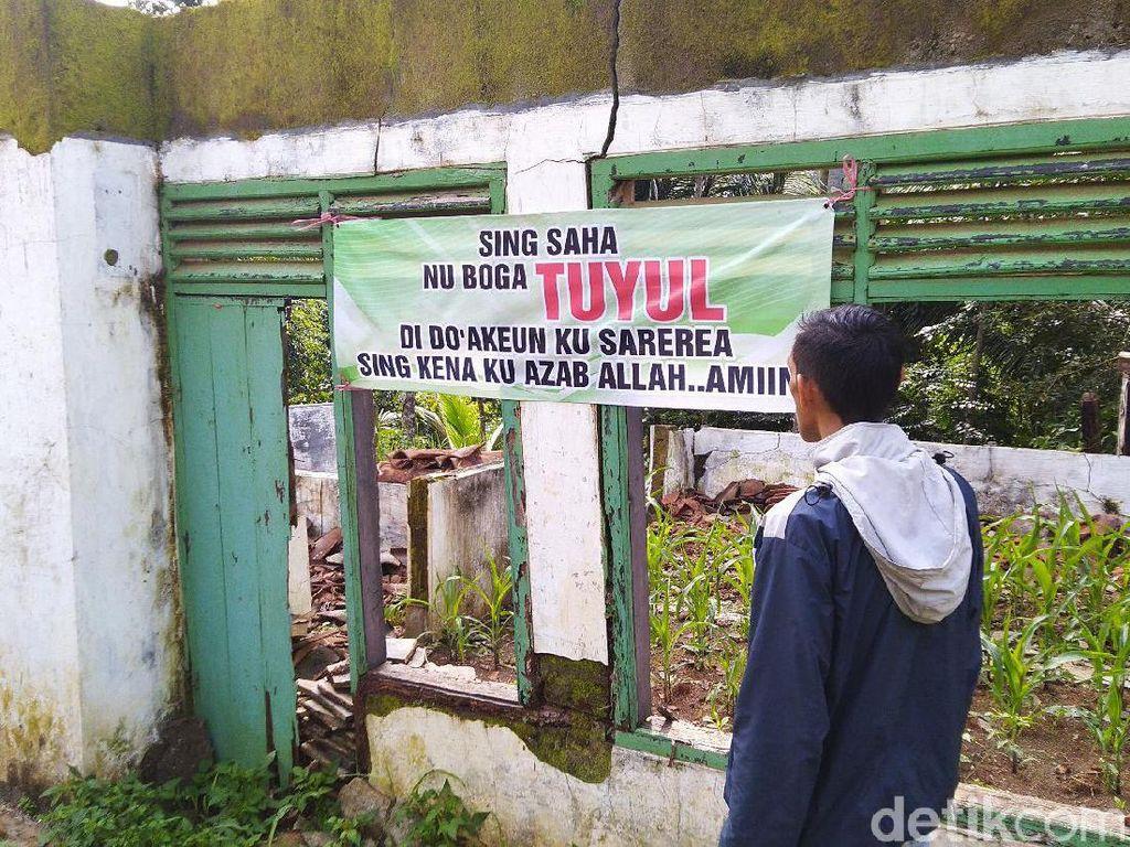 Heboh Tuyul di Ciamis, Polisi ke Warga: Tingkatkan Iman dan Takwa