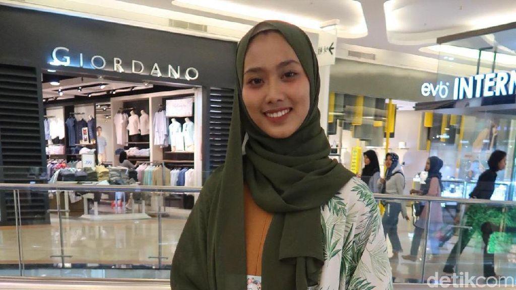 Gaya Hijabers Makassar Tampil Stylish di Audisi Sunsilk Hijab Hunt 2019