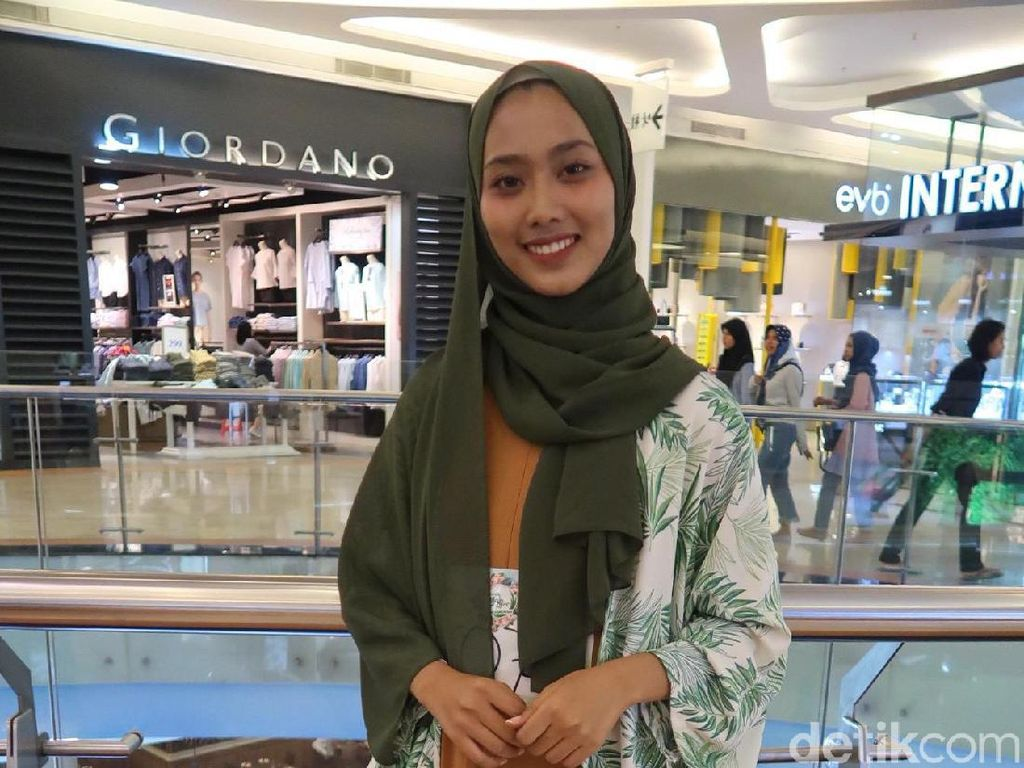 Gaya Hijabers Makassar Tampil Stylish di Audisi Sunsilk Hijab Hunt 2019