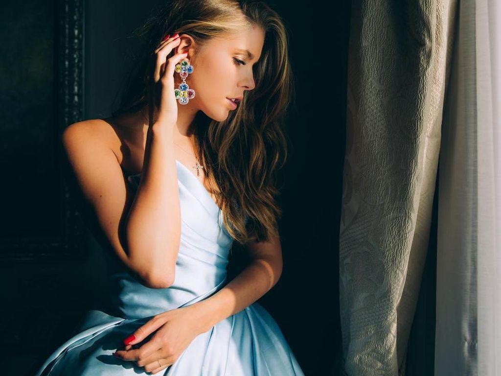 Intip Kehidupan Mewah Wanita Cantik Pewaris Perusahaan Kristal Swarovski