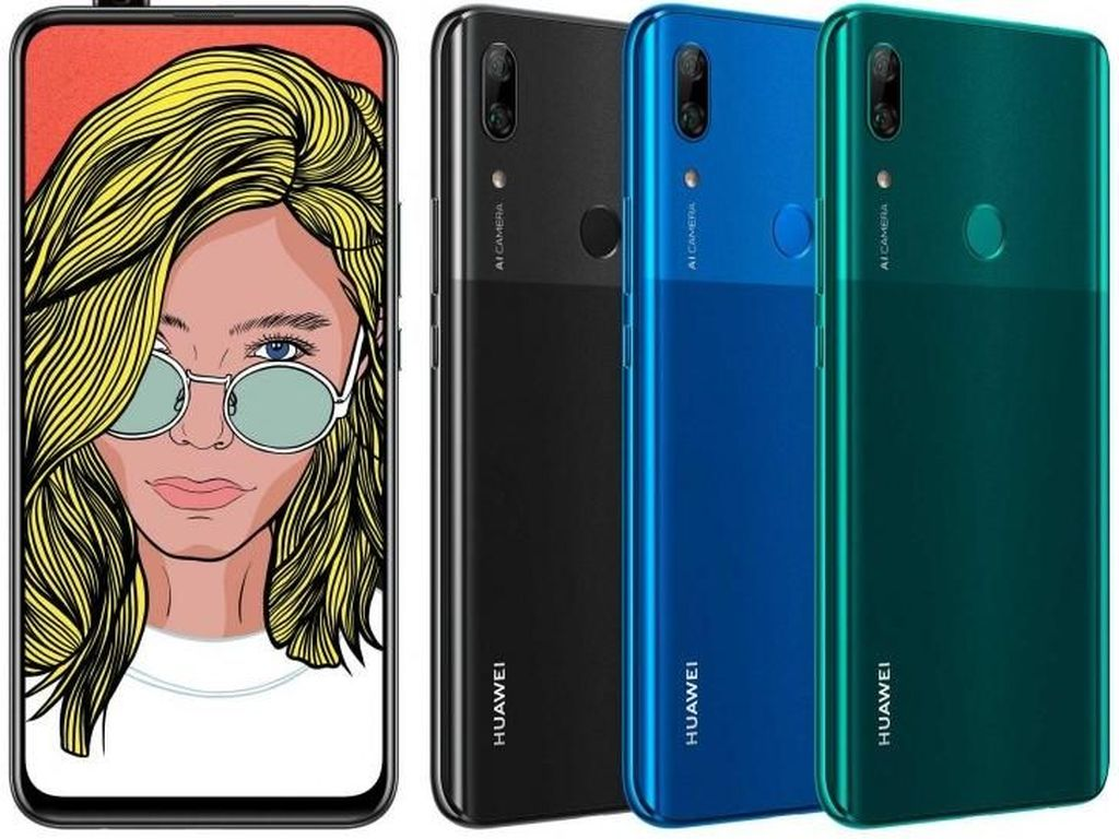 Huawei Kepincut Kamera Pop-up?