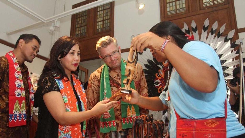 Dukung 100 Wirausaha Muda Kreatif di Kota Tua Jakarta