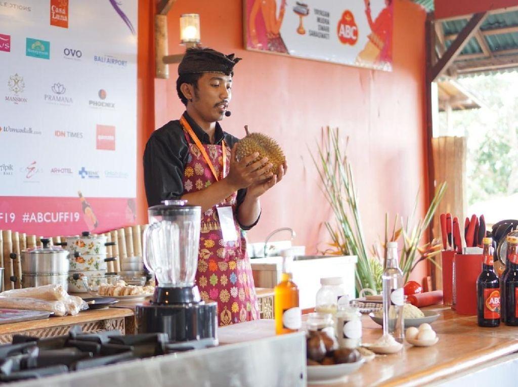 Sensasi Wow, Roti Mayonnaise dari Fermentasi Durian Pedas