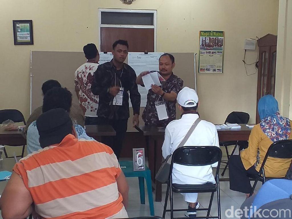 Jokowi Unggul di Coblos Ulang TPS 28 Surabaya, Tapi Suara Menyusut