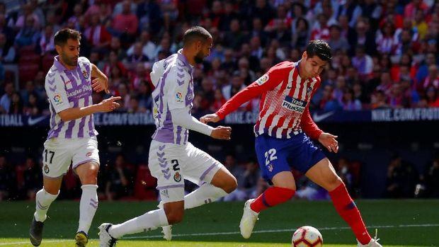Hasil Liga Spanyol: Atletico Menang Berkat Gol Bunuh Diri