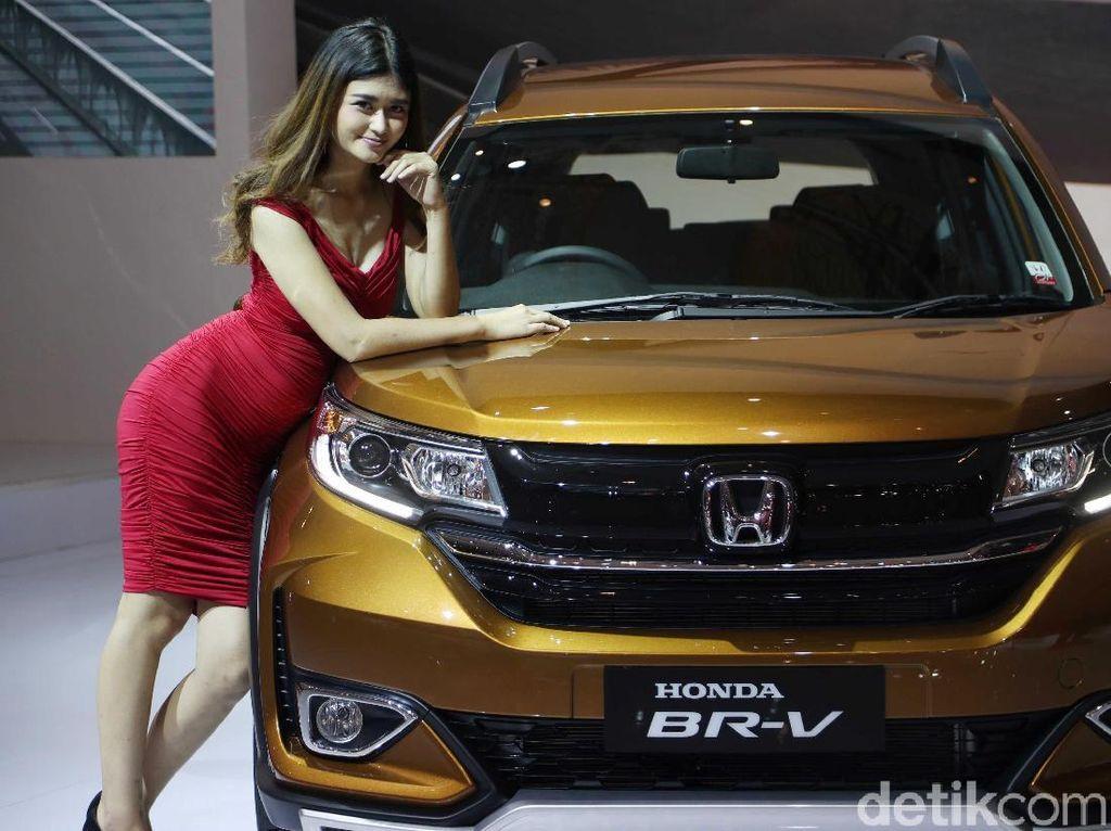 Produksi Honda BR-V Belum Dikurangi, Inden Normal