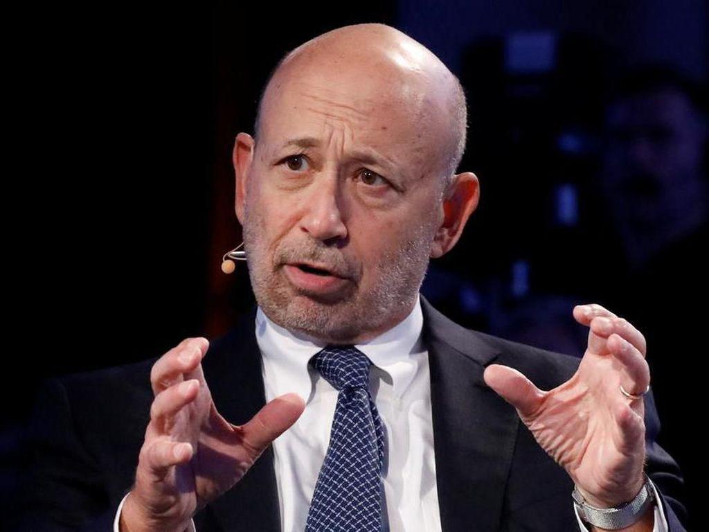 Terlahir Miskin, Lloyd Blankfein Bisa Jadi Bankir Tajir Melintir