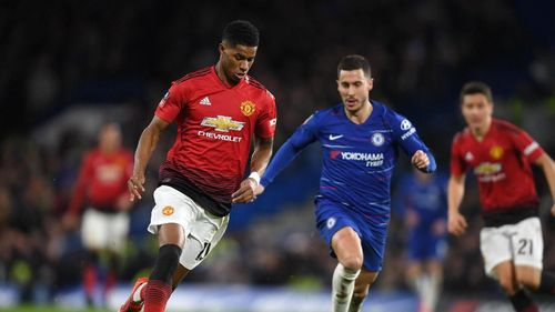 Man United 1-1 Chelsea