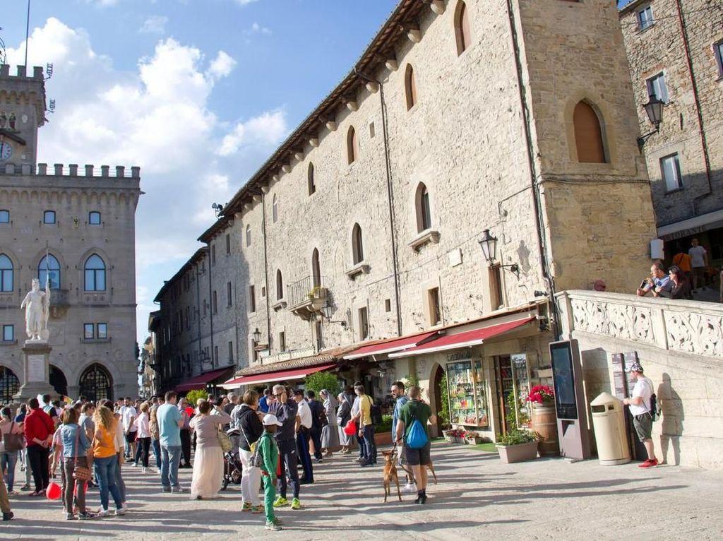 6 Fakta San Marino, yang Baru Selesai Gelar MotoGP