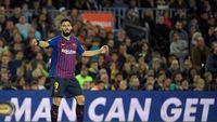 Perayaan Juara LaLiga Nanti Dulu, Suarez Arahkan Barcelona Vs Liverpool