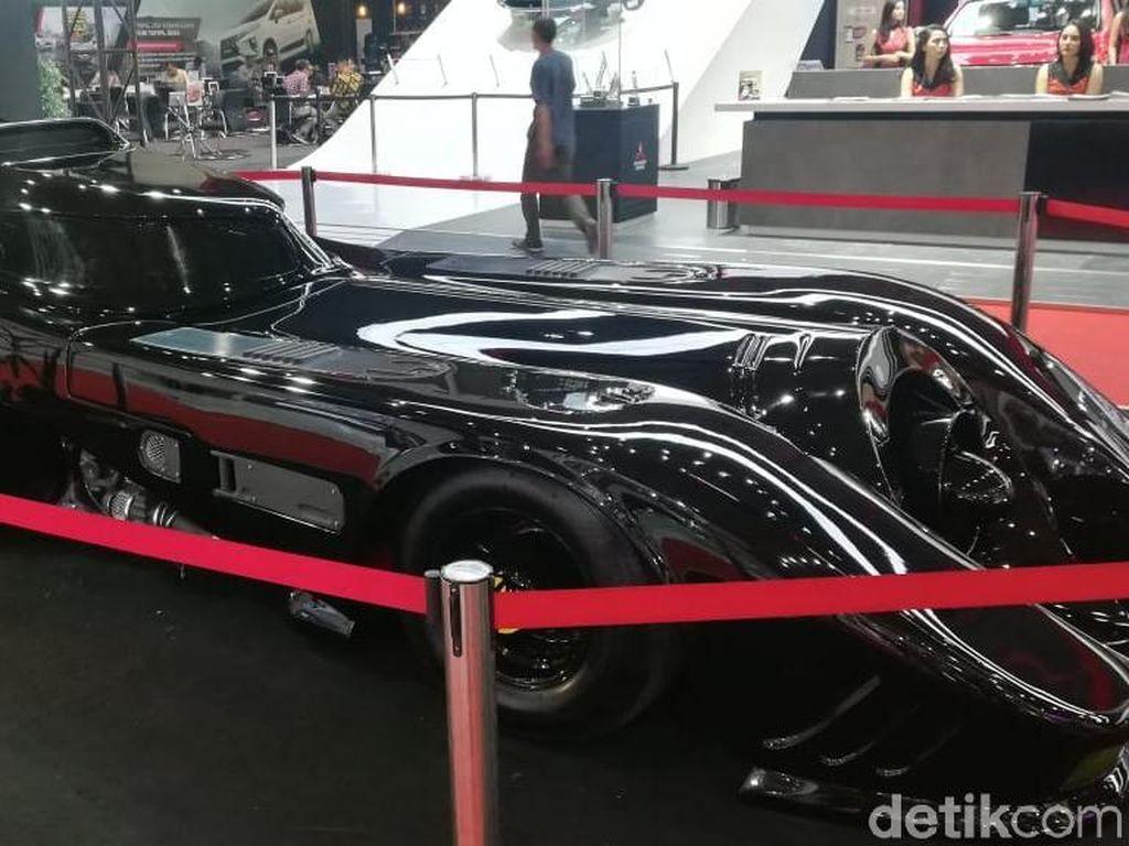 Misi Mobil Batman di IIMS 2019