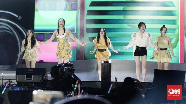 Red Velvet Dipastikan 'Comeback' Bulan Ini