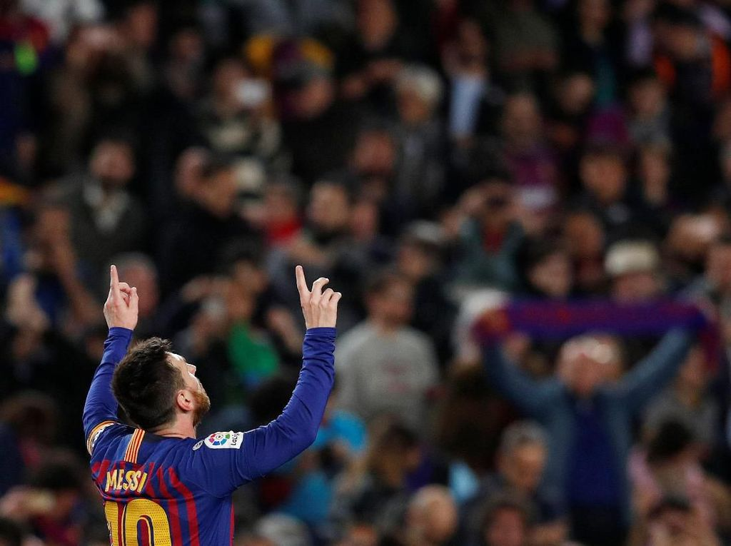 8 Gol Terbaik Semifinal Liga Champions: Messi Pecundangi Madrid, Tendangan Geledek CR7