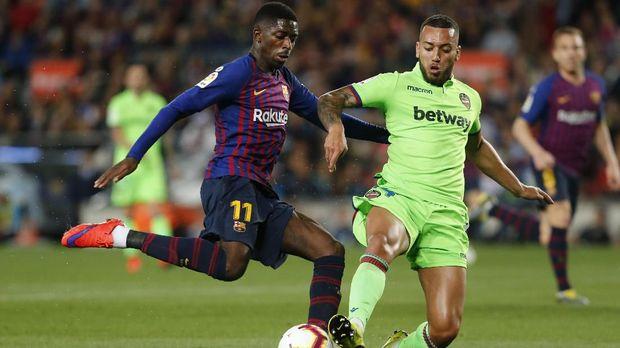 Ousmane Dembele dibeli untuk jadi pengganti Neymar namun kesulitan menanggung beban tersebut.