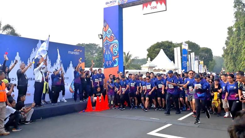 7.500 Pelari Dari 11 Negara Ramaikan Berdikari Jogja Marathon
