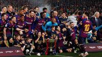 5 Momen Kunci Barcelona Raih Gelar Liga Spanyol Musim Ini