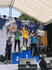 7.500 Pelari dari 11 Negara Ramaikan Mandiri Jogja Marathon