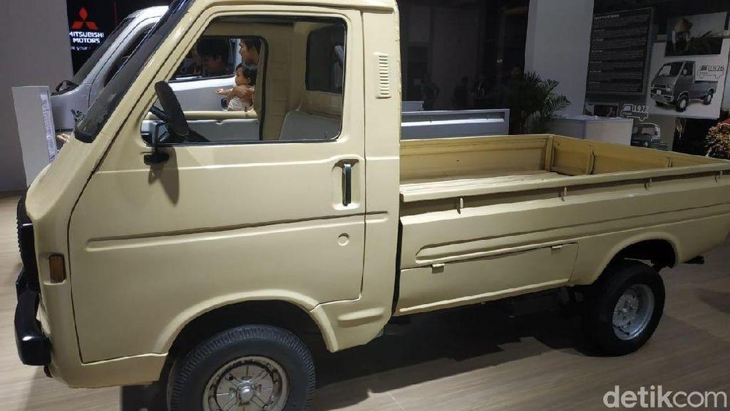 Legenda Suzuki Carry Menolak Tua