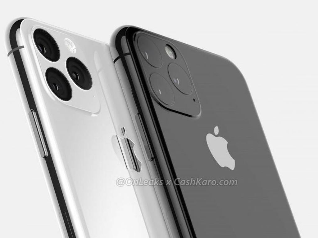 Bos Softbank Keceplosan Ungkap Jadwal Peluncuran iPhone 11