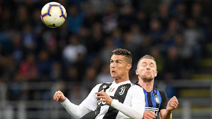 Duel Inter Milan vs Juventus akan memanaskan Liga Italia akhir pekan ini (Foto: Daniele Mascolo/Reuters)