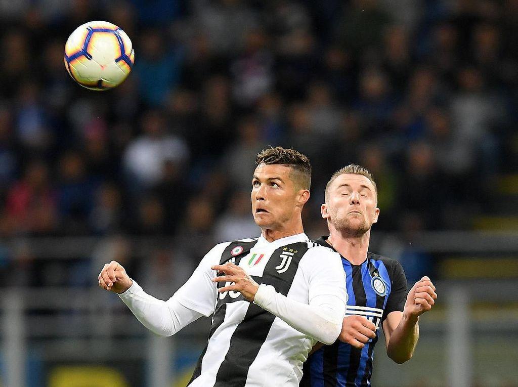 Liga Italia Pekan Ini: Duel Panas Inter Vs Juventus di Giuseppe Meazza