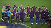 Barcelona Kunci Juara Liga, Valverde Fokus ke Liverpool