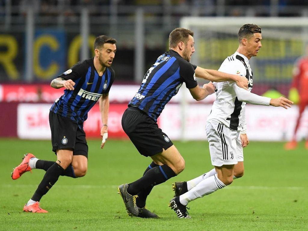 Inter Sudah Berubah, Mampukah Juventus Jaga Rekor?