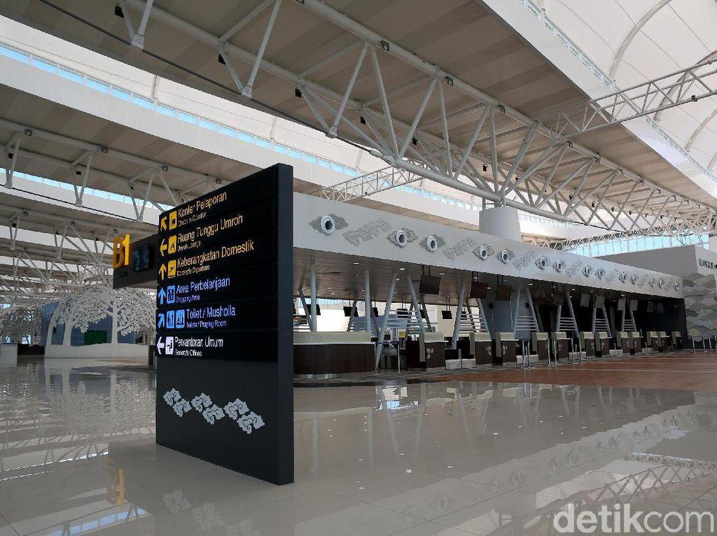 Bandara Kertajati Masih Sepi, AP II: Lihat Saja 20 Tahun Lagi