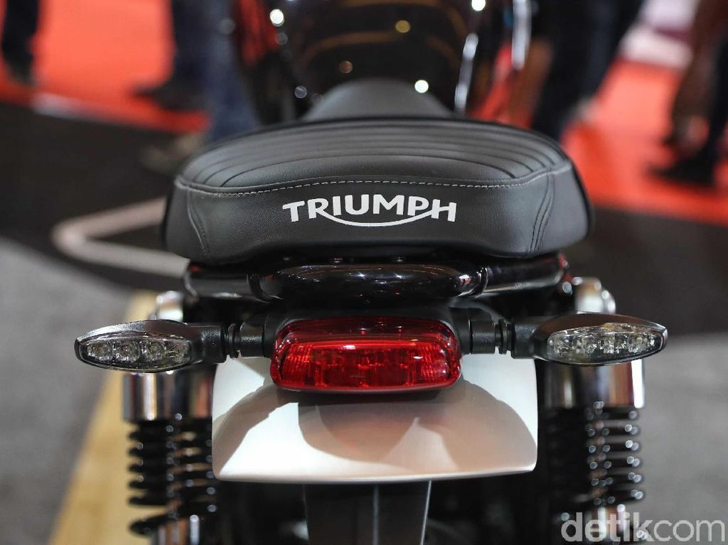 30 Unit Triumph di Indonesia Di-recall